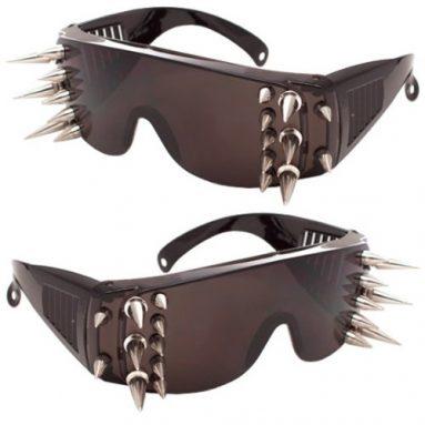Punk Spike Glasses