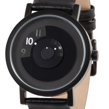 The Dual Rotating Aperture Watch