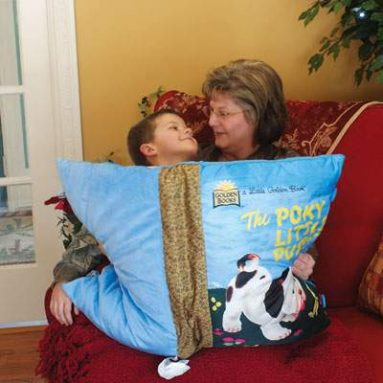 Storybook Pillow