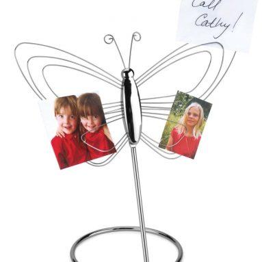 Umbra Winglet Metal Desktop Photo Holder
