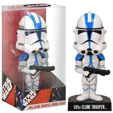 Star Wars 501st Clone Trooper Bobble Head