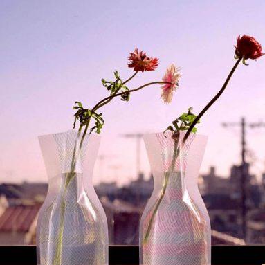 Hope forever blossoming vase