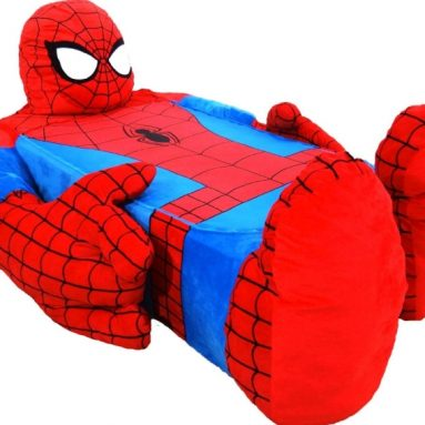 Incredibeds Spider-Man Bed Cover