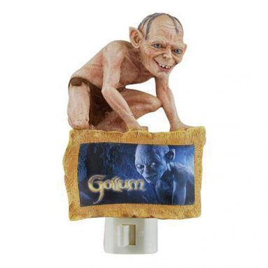 Lord of the Rings Gollum Night Light