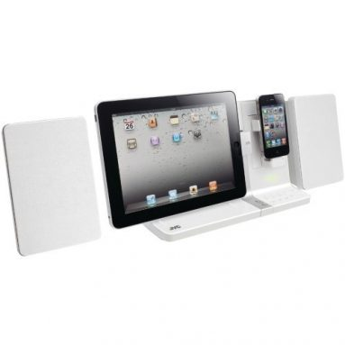 iPad/iPod/iPhone Mini System 30-Watt Dual Dock