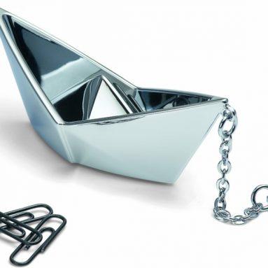 Philippi Noah's Ark Magnetic Paper Clip Holder