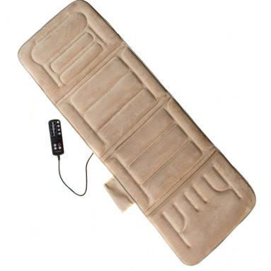 Comfort Motor Massage Plush Mat with Heat