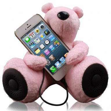 Bears Huggy Speakers