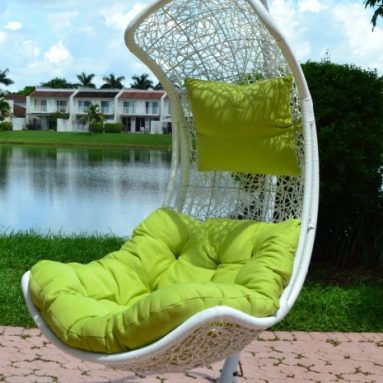 Balance Curve Porch Swing Chair