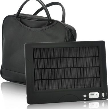 20,000mAh High Capacity Solar Charger and Battery