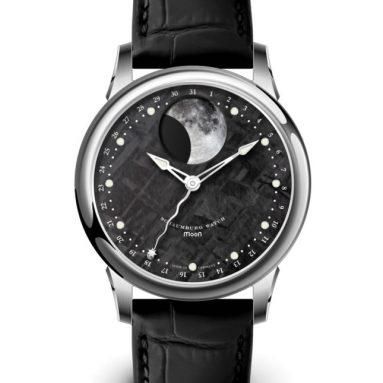 The Genuine Meteorite Watch