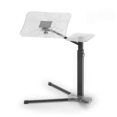 Crystal Black – laptop table