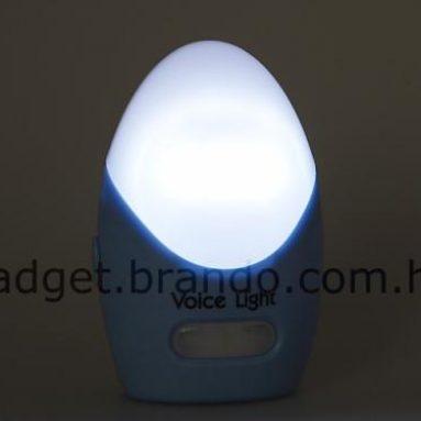 Romantic Voice Detection 3-LED Light