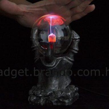 Four-Claw Mini Plasma Ball
