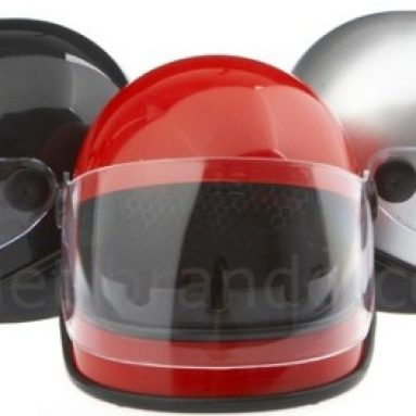 Helmet Smokeless Ashtray