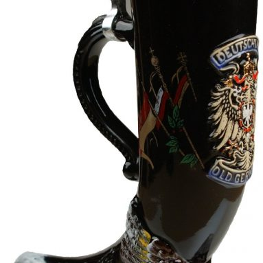 Eagle Drinking Horn Authentic German Beer