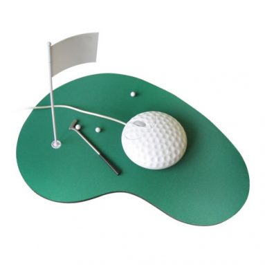 Desktop Golf Mouse Game