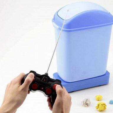 RC GomibaGo trash box
