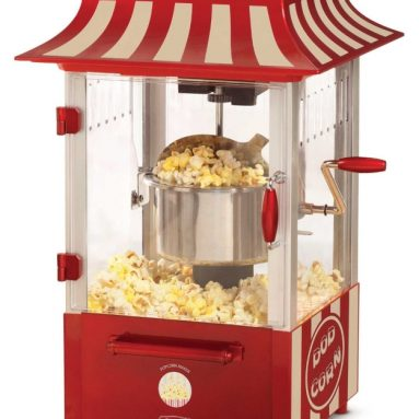 Popcorn Maker Theatre Style Popper