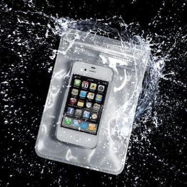 Aqua Pouch Water Resistant Speaker Case