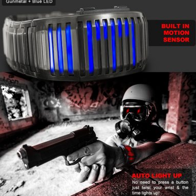Kisai Neutron LED Watch