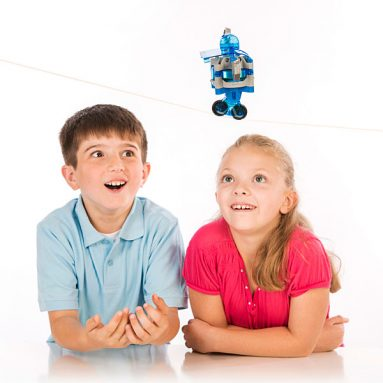 Gyrobot-Gyroscopic Robot Kit