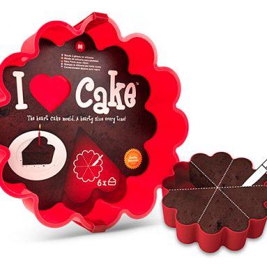 I Heart Cake Pan