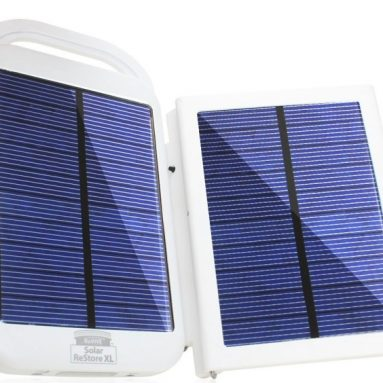 Solar ReStore XL Battery Charger