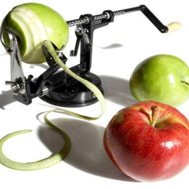 Apple And Potato Peeler, Corer, and Slicer
