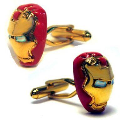 Iron Man Movie Cufflinks