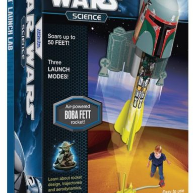 Uncle Milton Star Wars Science Boba Fett Launch Lab