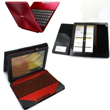 Flip Carry Case Fits With Docking Keyboard With Adjustable Stand