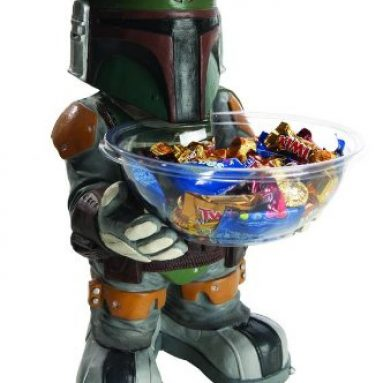 Star Wars BOBA FETT Candy Bowl Holder