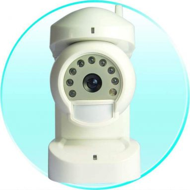 Wall Mount Baby Monitor System – PIR Detection