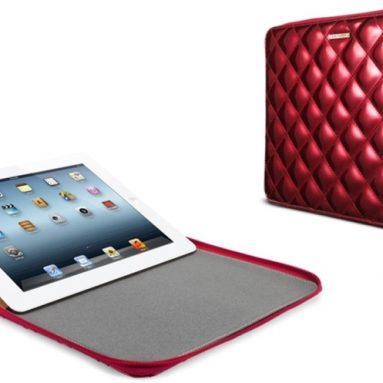 Case Leather Stand Cover for iPad 2 / iPad 3 / iPad 4