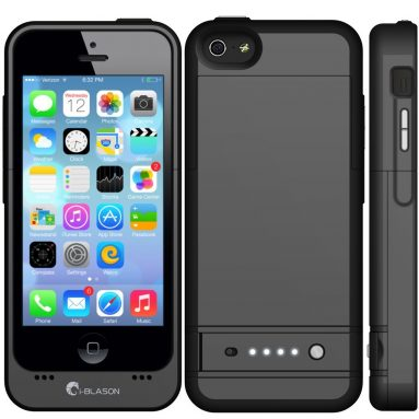 iPhone 5C PowerGlider Rechargeable External Battery