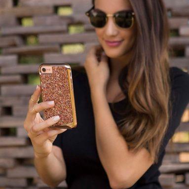iPhone 7 Plus case – Brilliance – Rose Gold