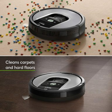 Cyber Monday: iRobot Roomba 960 Robot Vacuum- Wi-Fi Connected Mapping