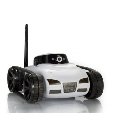 Tank App-Controlled WiFi Spy Video Camera