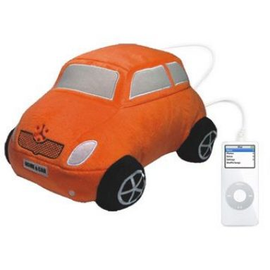 Car Plush Speaker