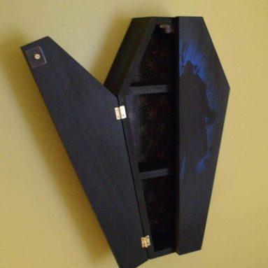 NOSFERATU coffin cabinet