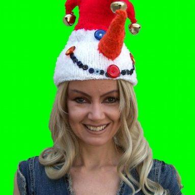 Funny hats crochet