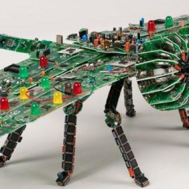 PCB Dragonfly