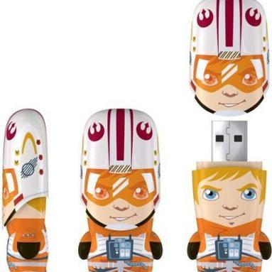 Luke Skywalker mimobot USB Flash Drive 4GB