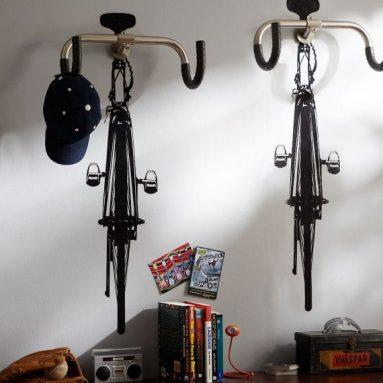 Road Bike Decal + Handlebar Hook
