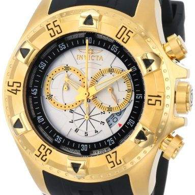 invicta Men's Silicone Watch