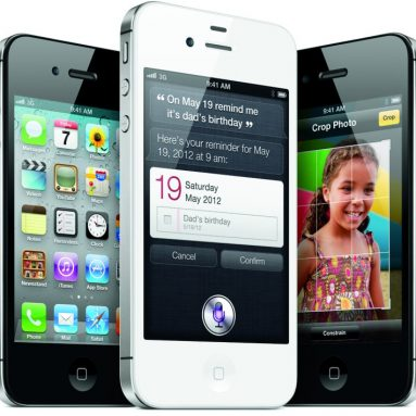 No iPhone 5 yet, we have iPhone 4S