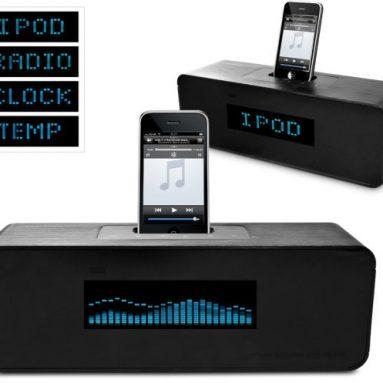 iPod Equaliser Sound Bar