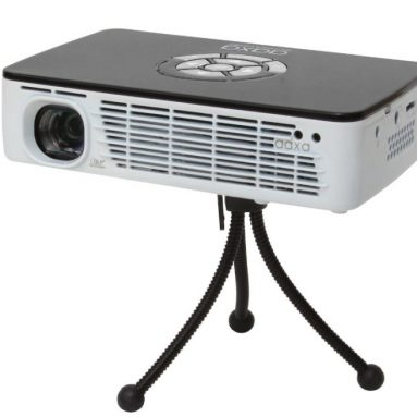 Aaxa Pico/Micro Projector with LED