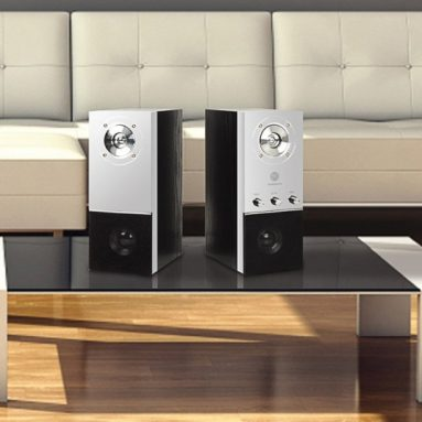 All-In-One Stereo Speaker System